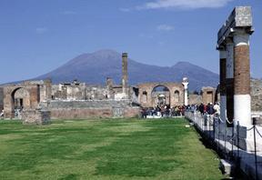 Scavi di Pompei e Santuario della Beata Vergine del Rosario