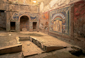 The Excavations of Herculaneum